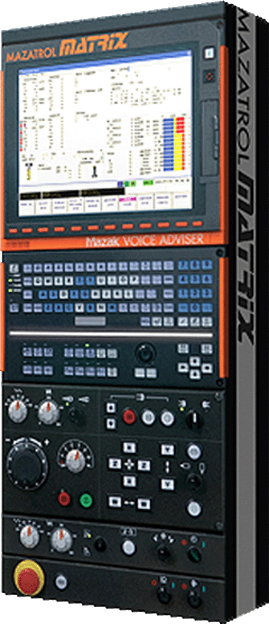 Mazatrol MATRIX - 6th Generation CNC Controller | Industry ...