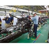 Manufacturing activity on the rise