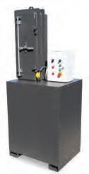 oil filter crusher
