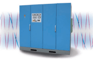 Revolutionary heat treating induction power supply