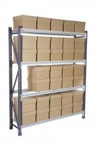 Smart shelving solution