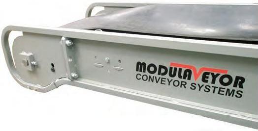Cost effective - the TSS Modulaveyor conveyor system