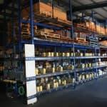 ETA's warehouse has extensive Bonfiglioli stock
