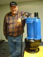 Tsurumi Pumps' Bill Davidson