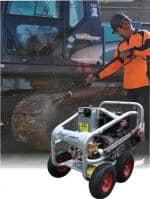 Yanmar Diesel Mine Blaster