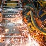 Manufacturing data up