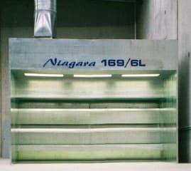 Niagara - Water Wash Spray Booth