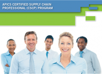APICS CSCP - Certified Supply Chain Professional