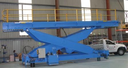 Scissor Lifts - 10 tonne plus