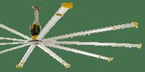 Powerfoil X2.0 - Industrial Ceiling Fan