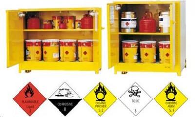Dangerous Goods Storage Cabinet