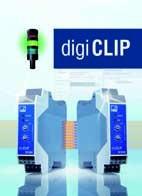 Digiclip amplifier