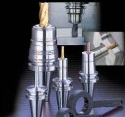 High Speed Machining- Mega Chuck Series