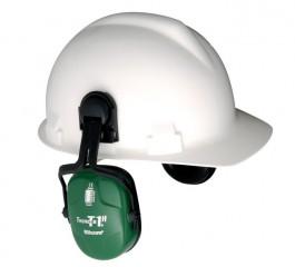 Noise Blocking Earmuffs: Thunder Cap-Mounted Earmuffs