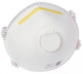 P1 Disposable Respirators: 5111 P1 Premium Cup Shape Dust Respirator with Exhala