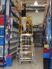 Safety Access & Order Picker Platforms