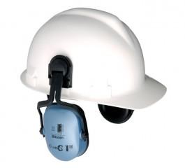 Sound Management Earmuffs: Clarity Cap-Mounted Earmuffs
