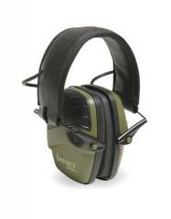 Sound Management Earmuffs: Impact Short Earmuffs