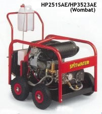 Spitwater High Pressure Water Cleaners - Cold Water Engine Driven (Petrol)