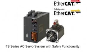 Omron AC servo system PLe/SIL3