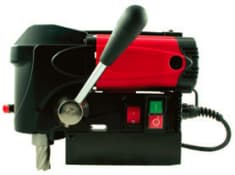 "Cut above - Rotabroach ""Adder"" hole cutting machine"
