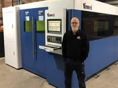 Yawei laser cutter