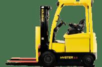 Electric Forklifts: 2.2-3.5 Tonnes - E2.2–3.5XN Series