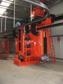 Scaffold Blast Machine 2