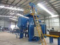 Protoblast Section Blast Machine 3