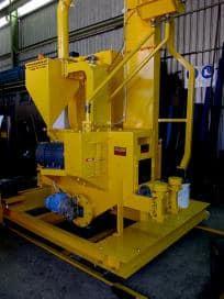 Rail Blast Machine 3