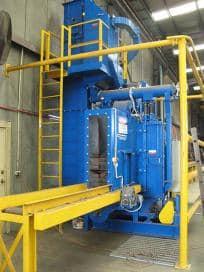 Protoblast Section Blast Machine 5