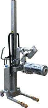 Logistec Stainless Steel Reel Handler