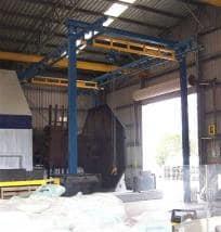 Freestanding Bridge Crane (Floor Mounted)