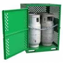 Gas Bottle / LPG Cylinder Storage Lockers