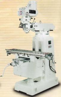 MANFORD MILLING MACHINES
