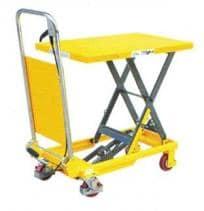 Scissor Lift Trolley Range