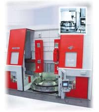 Toshulin Vertical Lathes Range