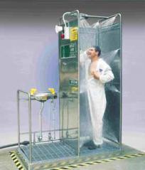 ActiCare Emergency Showers and Eyewashers