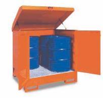 ActiDrum Metal Drum Storage