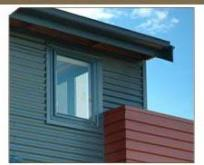 Corrugated Colorsteel - New Denim Blue