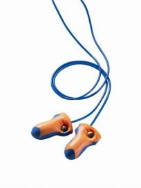 Detectable Earplugs: Laser-Trak Single Use Detectable Earplug