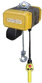 GIS-CH Electric Chain Hoist