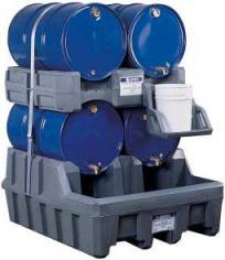 Justrite Gator Drum Management System