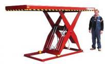 Large Single Scissor Lift Tables