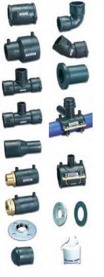 Maxair Electro Fusion Fittings for Compressed Air