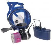 Powered Air Purifying Respirators: Survivair 4000 PAPR