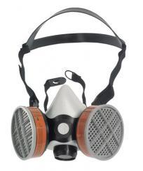 Re-useable Half Masks: Survivair 3000 Half Mask