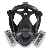 Survivair Opti-Fit with Headnet Full Facepiece