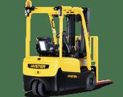 Electric Forklifts: 1.5-2 Tonnes - J1.5–2.0XNT Series