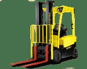 Electric Forklifts: 1.6-2 Tonnes - J1.6–2.0XN Series